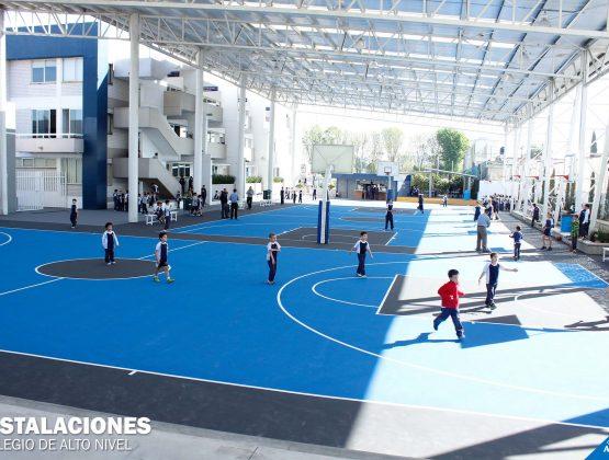 Colegio Altamira - Instalaciones - 02