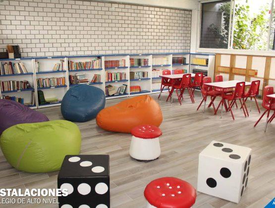Colegio Altamira - Instalaciones - 16