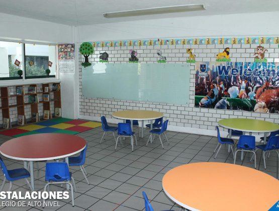 Colegio Altamira - Instalaciones - 18